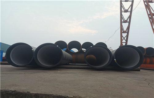 黑龙江DN1600球墨铸铁管市场价格