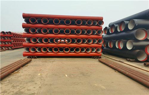 东营市国标k9球墨铸铁管生产厂家