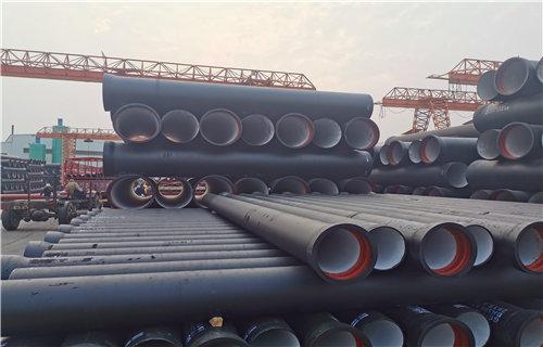 洛阳市消防K9球墨铸铁管厂家联系