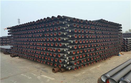 黔西南市双盘球墨铸铁管厂家