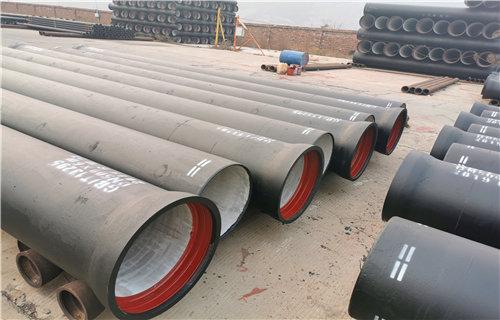 锦州市国标k9球墨铸铁管厂家