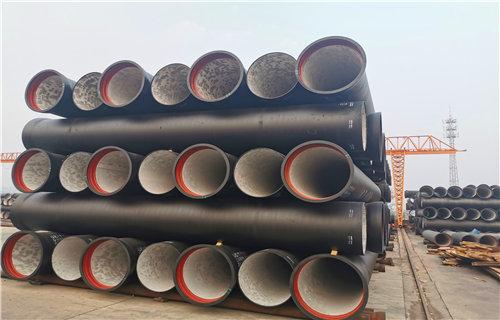 锦州市输水球墨铸铁管生产厂家
