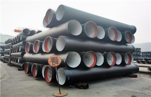 海南市供水球墨铸铁管厂家