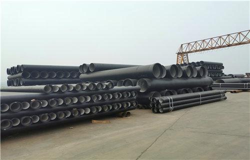 海南市给水国标球墨铸铁管厂家