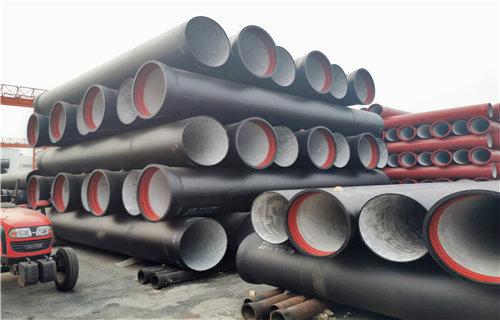 海南市消防球墨铸铁管生产厂家