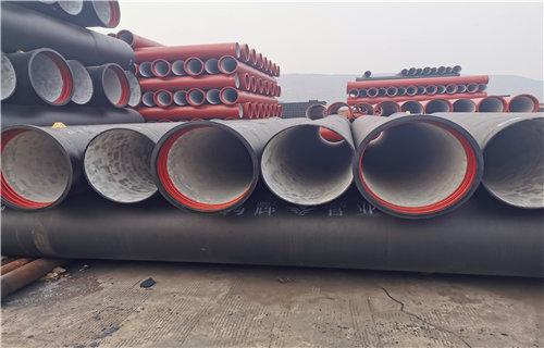 锦州市给水球墨铸铁管生产厂家
