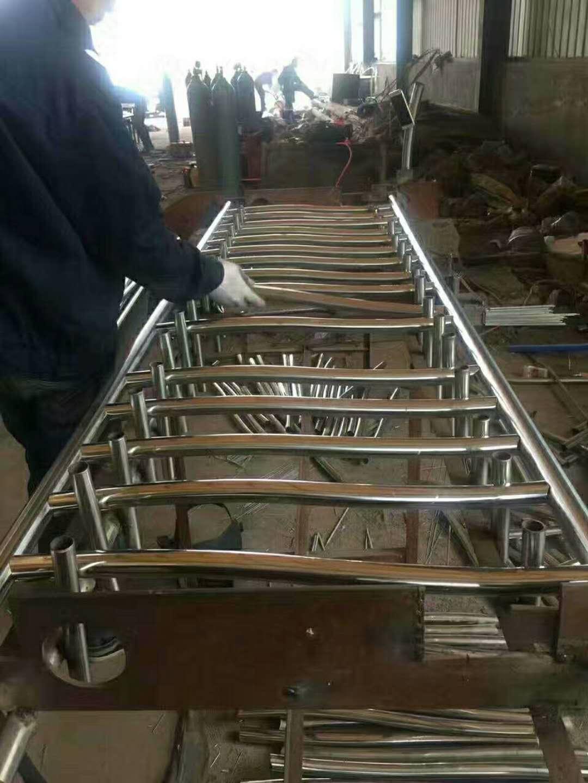 西藏天桥观景不锈钢护栏质量高