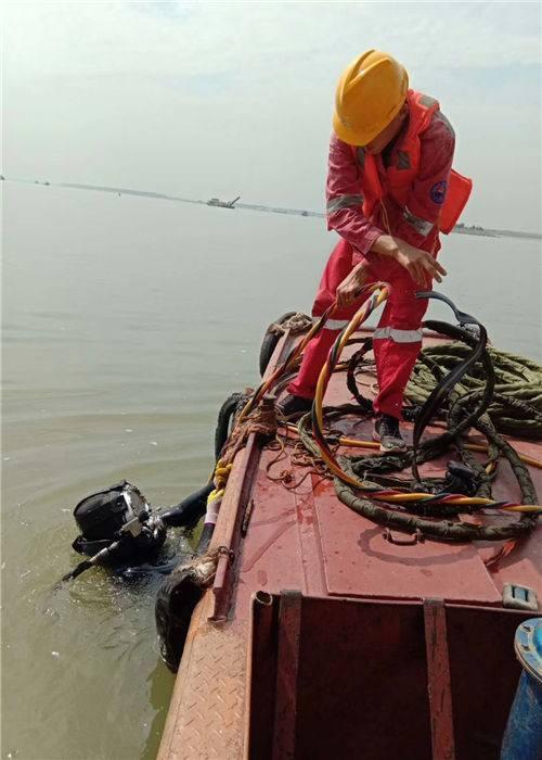 锦州水下救援打捞工程有限公司-当日抵达