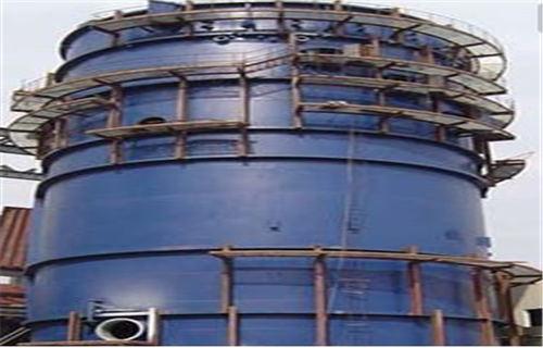 葫芦岛市粮食烘干塔除尘脱硫设备烟气净化设备12000m3/h烟气脱硫塔