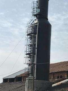 盘锦湿电除尘器燃煤烟气脱硫设备100吨粮食烘干塔脱硫塔