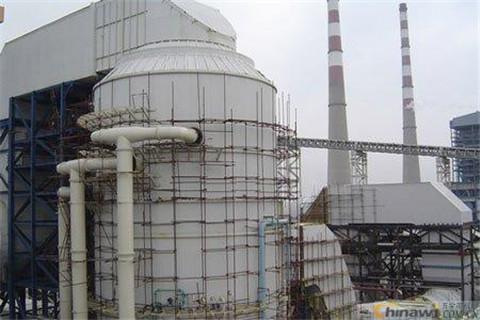 葫芦岛市燃煤烟气脱硫塔活性炭催化燃烧设备6000m3/h烟气脱硫塔