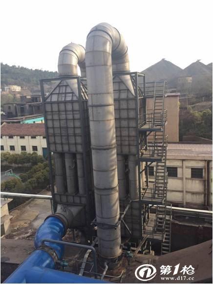 朝阳市脱硫塔scr脱硝设备300吨粮食烘干塔脱硫塔