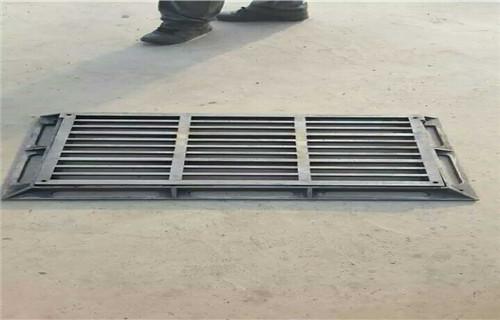 辽宁球墨铸铁井盖生产标准D400重型井盖