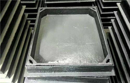 北京球墨铸铁井盖生产标准D400重型井盖