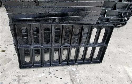 漳州球墨铸铁井盖生产标准C250轻型井盖