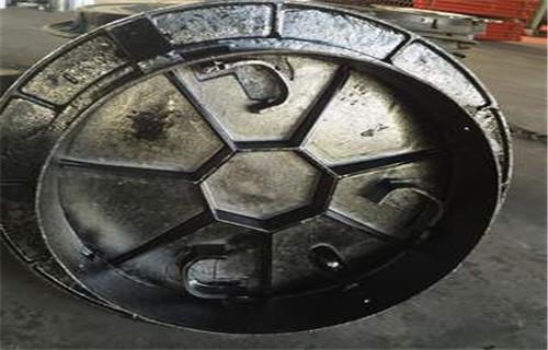 长沙球墨铸铁井盖生产标准C250轻型井盖