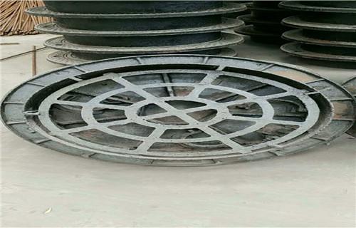 北京球墨铸铁井盖生产标准C250轻型井盖