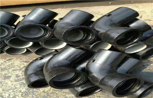 湖南球墨铸铁全盘四通400*400球墨铸铁管件厂