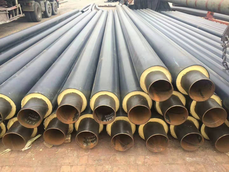 海南高密度聚乙烯聚氨酯保温管防火性能