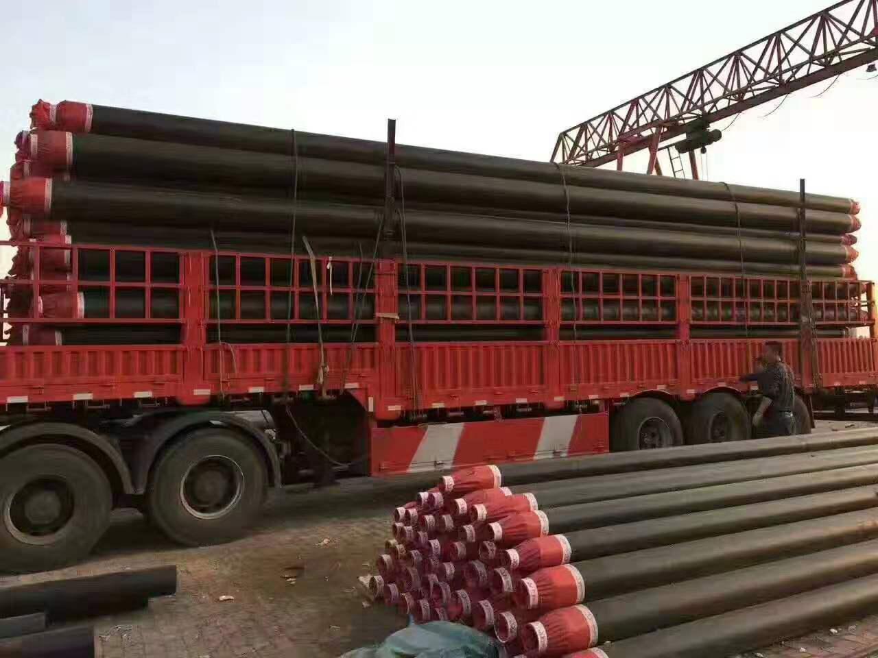 西宁聚氨酯保温管DN70发泡管供应商