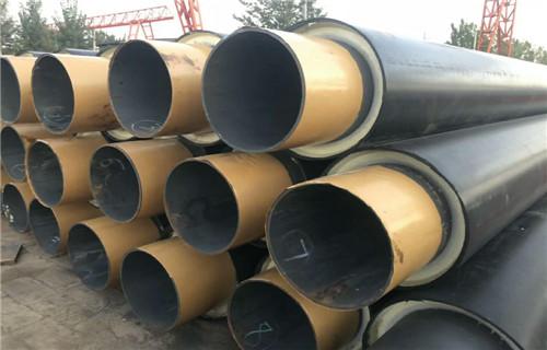 安庆DN150硬质发泡蒸汽保温管道价格查询