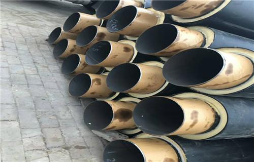 北京预制聚氨酯保温管保温材料