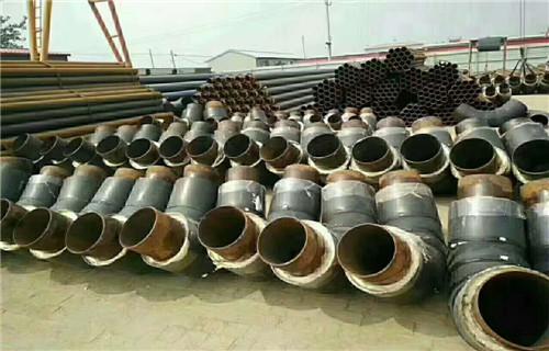日喀则DN70泡沫埋地保温管厂家定制