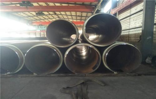 阿坝优质聚氨酯直埋塑料保温管厂家报价