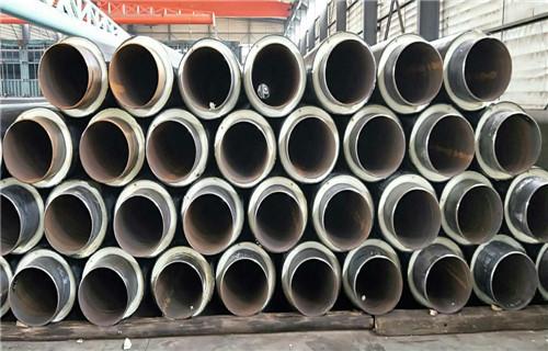 西宁DN200暖气输送热水保温管道生产厂家