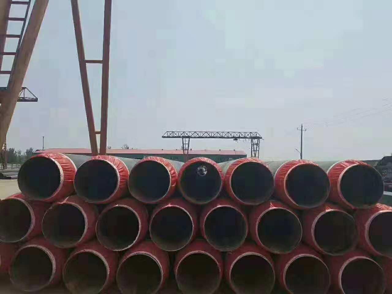 阿坝聚氨酯成品直埋保温管厂家信息