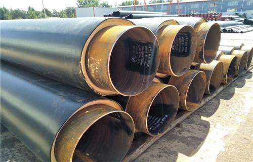 北京架空热水DN350聚氨酯保温管道施工厂家