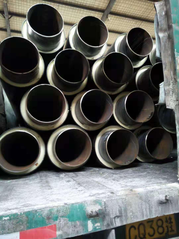 日喀则DN100聚乙烯直埋发泡保温管产品特点
