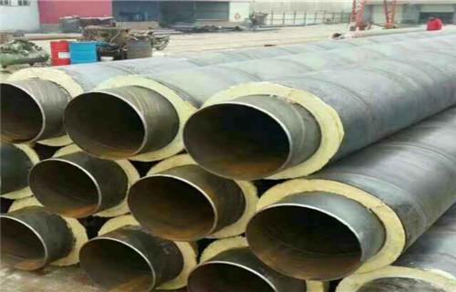 内江蒸汽直埋管中管保温管产品特点