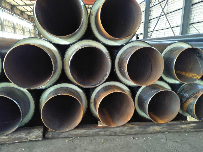 阿坝聚氨酯现场发泡保温管生产厂家