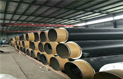 西宁聚氨酯现场发泡保温管生产厂家
