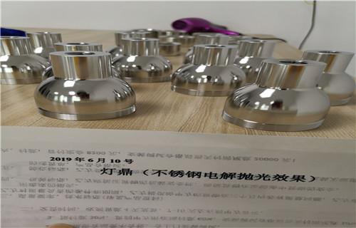 海南不锈铁电解抛光机器手动生产线
