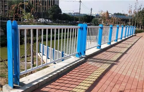 马鞍山不锈钢管桥梁护栏样式美观安装便捷