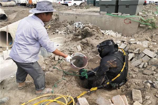 长春水下焊接施工经验丰富以诚信赢市场