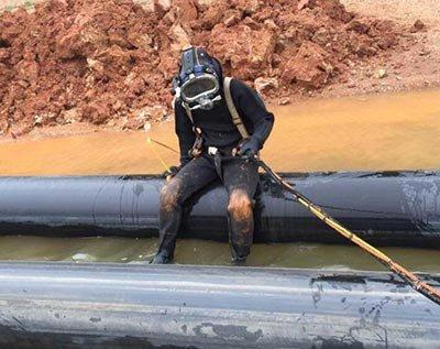 长春水下堵漏施工经验丰富以质量求生存
