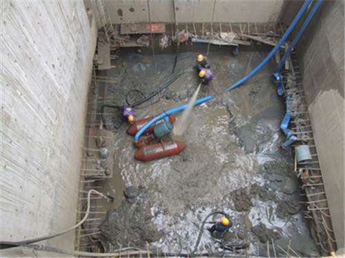 长春水下清淤施工经验丰富欢迎来电