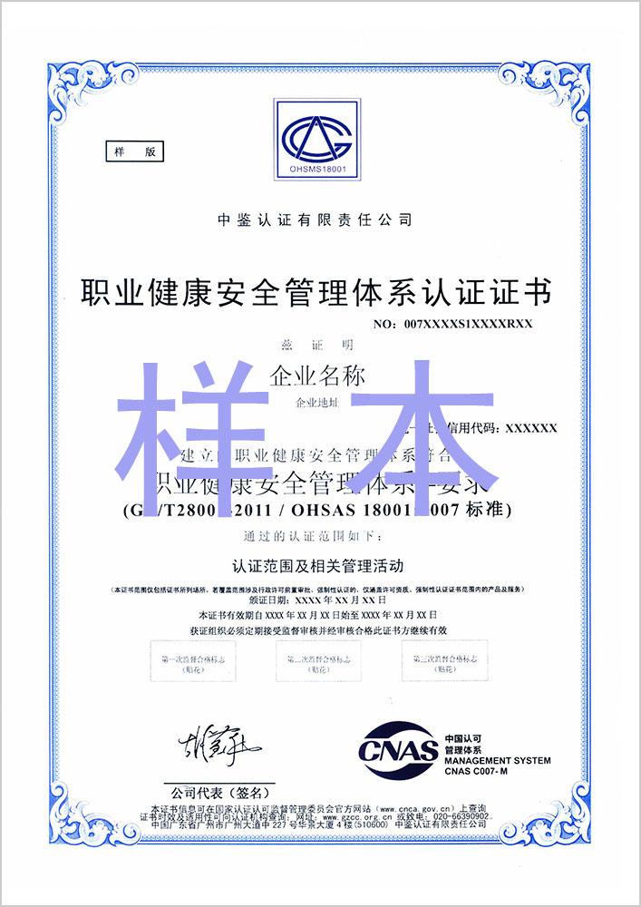 西藏ISO9001质量管理体系怎么