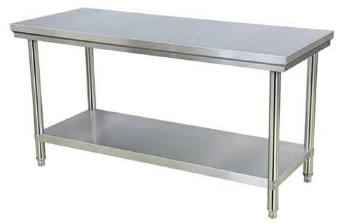 平顶山源头厂家批发零售三层不锈钢工作台