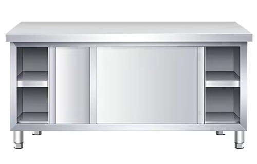 平顶山厂家承接定制不锈钢三层工作台