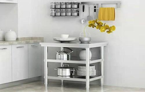 天水专业定做厨房平板工作台