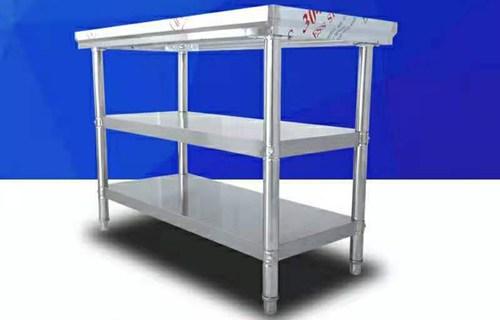 济南源头厂家批发零售不锈钢揉面操作台