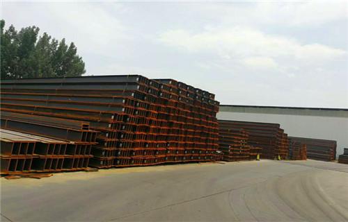 德州批发销售津西品牌H型钢