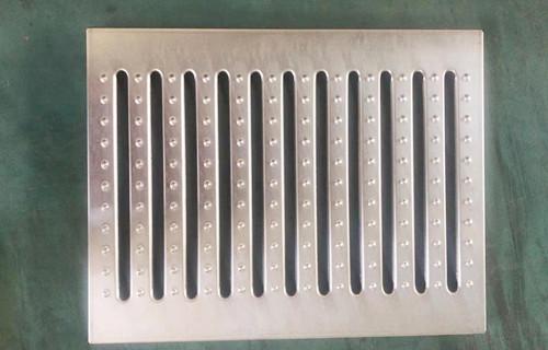 驻马店源头厂家承接尺寸定制加工食品车间水沟盖板