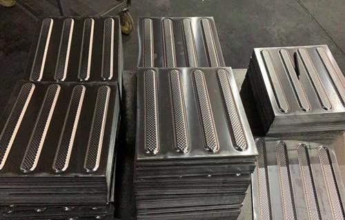 聊城源头工厂承接异形定制不锈钢水篦子