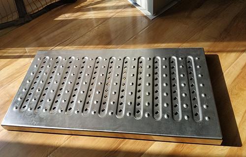 阜阳源头工厂承接异形加工不锈钢201材质水篦子