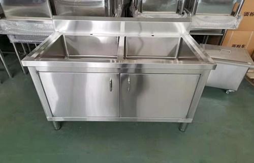 郴州承接水池异形定制不锈钢洗涤槽